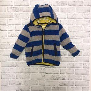 Hanna Andersson   Boys Sherpa Fleece Jacket
